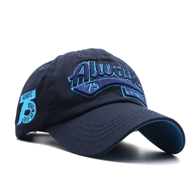 Unisex Spring Casual Baseball Caps Snapback Bone Dad Hats Hip Hop Embroider Letter Cotton Hat For Men Women Casquette