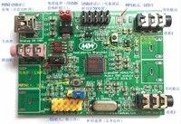 SIGMADSP ADAU1701 DSP Módulo de Ajuste (ADAV1401A Compatível)