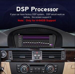 Image 5 - Autoradio android 10, 4/64 go, lecteur multimédia, Navigation GPS, DVD, stéréo, pour voiture BMW série 5 F10 F11 (2011 2016), CIC/NBT, 520i
