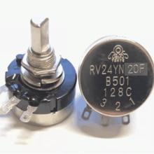 Rv24 b501 tipo 500r febre potenciômetro nível longa vida 20mm eixo