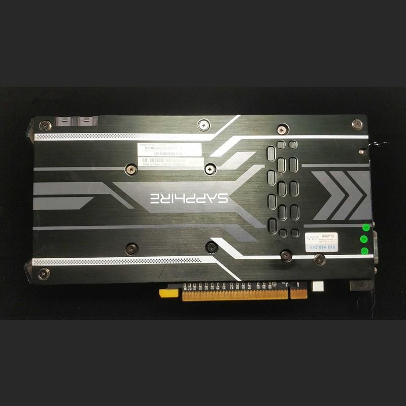 Оригинальная Видеокарта SAPPHIRE R9 380 4 Гб, графическая карта AMD Radeon R9380 4 Гб, графические карты с двойной Bios для настольного ПК, карта компьютера, не для майнинга-3