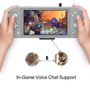 Image 2 - Беспроводной аудио адаптер GuliKit NS07 Pro Route Air с поддержкой голосового чат USB C Bluetooth аудио передатчик для Nintendo Switch PS4