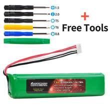 Batterie pour haut-parleur JBL XTREME, 7.4V, 18200mAh, GSP0931134
