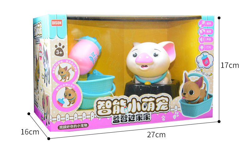 Brilhantes Brinquedo do animal de Estimação Do