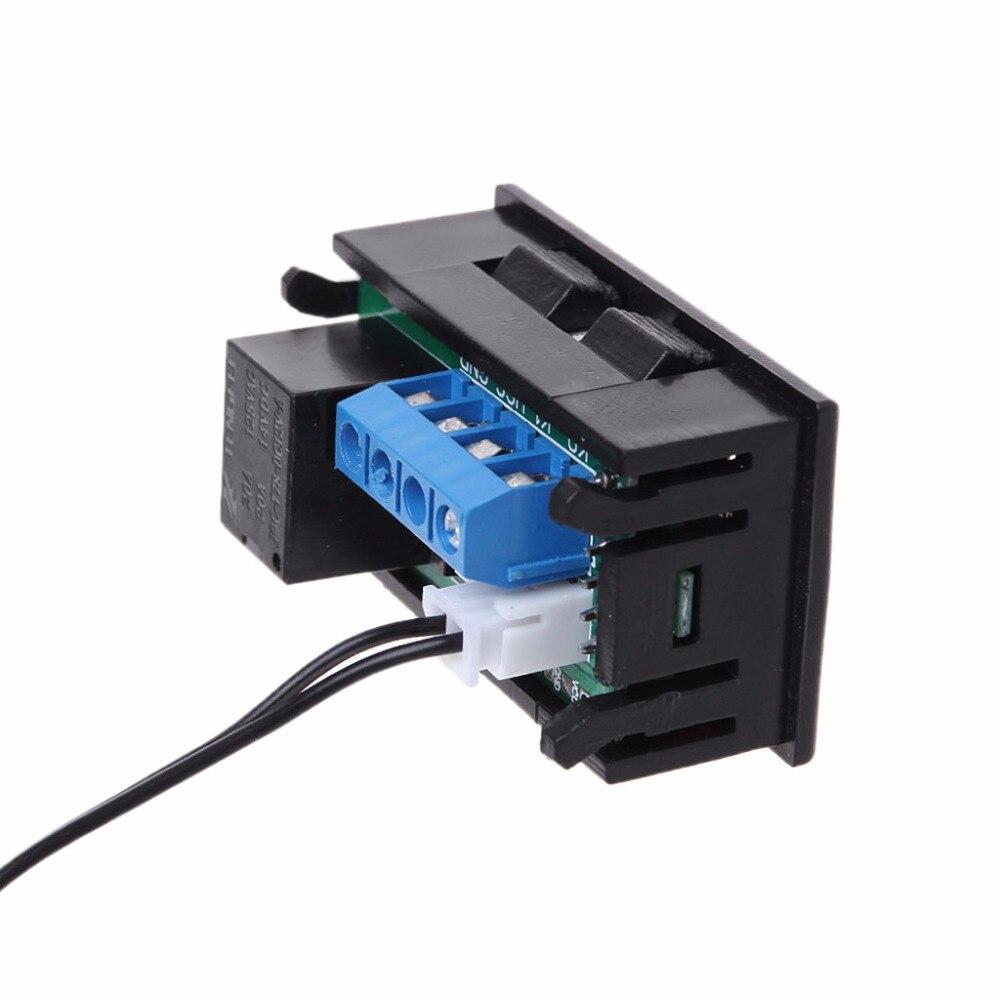 W2810 dc 12v 20a digital termostato controlador