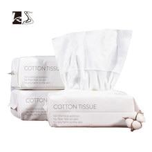 100 stücke Einweg Handtuch Sauberes Gesicht Handtuch Baumwolle Handtuch Make-Up Reinigung Handtuch Gesichts Tissue Serviette Cleaing Tücher Gesicht Waschen Handtuch