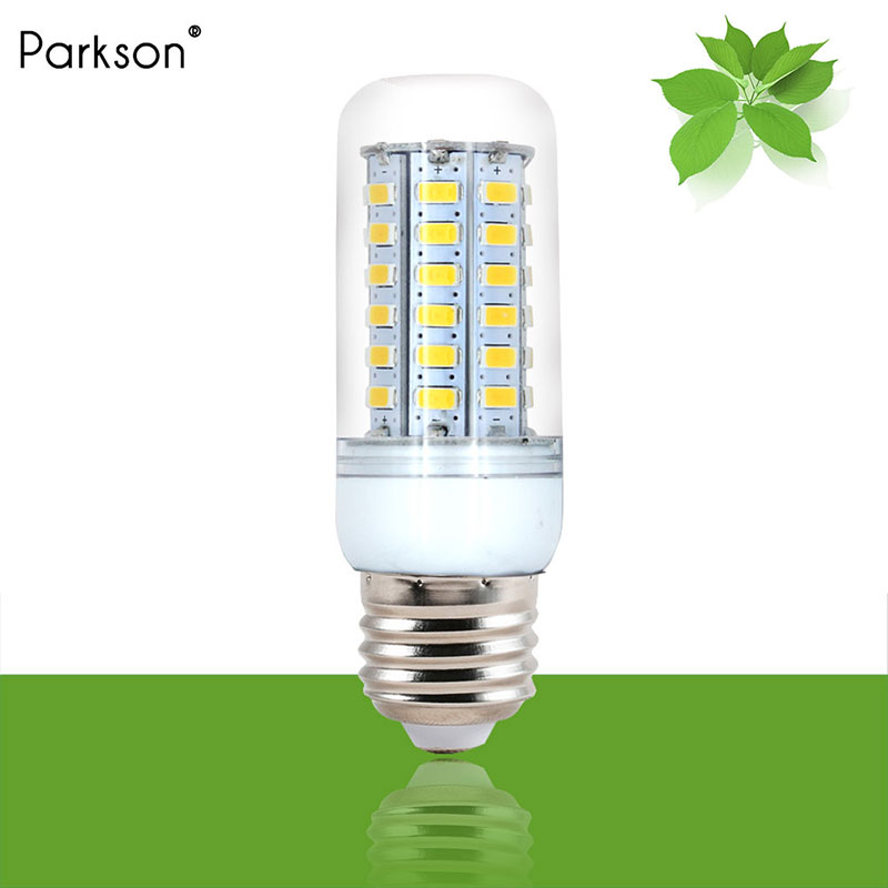 E27 LED Bulb 220V Light Lamp SMD5730 24 36 48 56 69 72 LEDs Lampada Corn Bombillas LED Lamp E27 Bulbs Ampoule Home Lighting