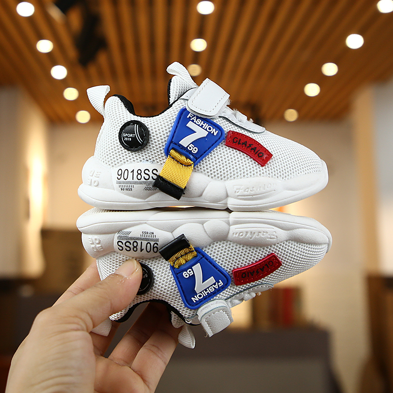 Kids Sneakers For Boys Shoes Children Sneakers Girls Shoes Spring Autumn Sport Trainer Footwear