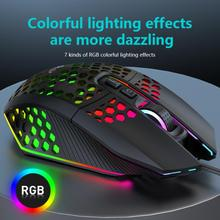 Mouse Adjustable for Computer X801 6-Speed Lighting-Mice Gamer-Accessories Wired DPI