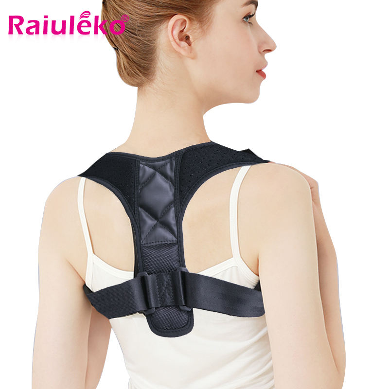 Medical Orthosis Spine Back Corset Posture Correction Clavicle Support Belt Posture Correction Spine Braces Supports Health