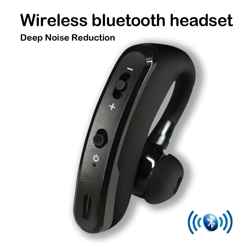 2020 New V9 Wireless Bluetooth Earphone Car Handsfree Business Headset With Mic Ear Hook Earpiece For Ios Iphone Samsung Xiaomi Bluetooth Earphones Headphones Aliexpress
