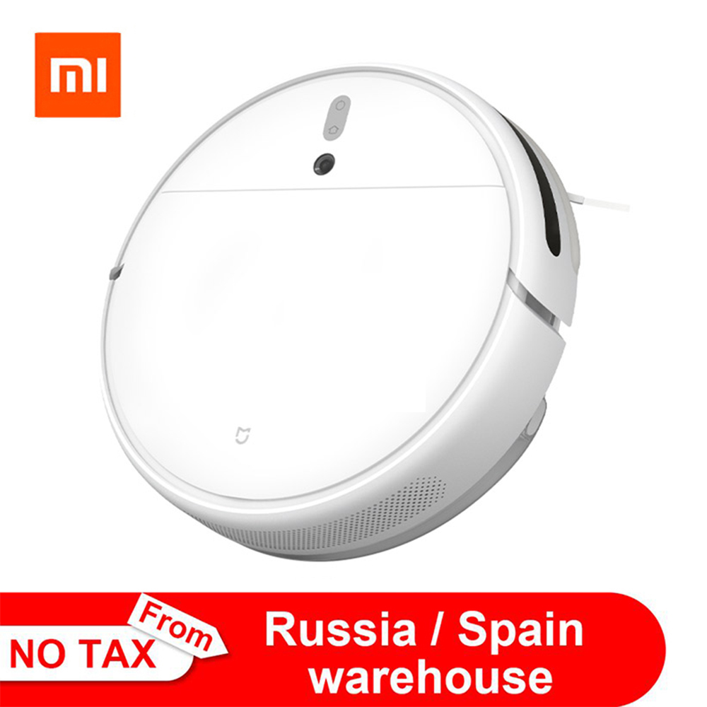 Xiaomi Mi Robot Vacuum Cleaner 1C Sweeping Mopping STYTJ01ZHM for Home Automatic Dust Sterilize Smart Planned Cleaner