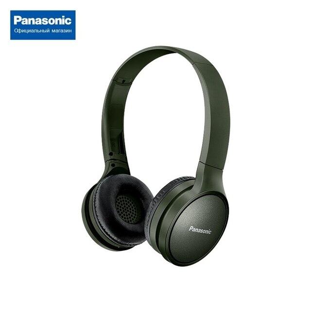 Накладные беспроводные Bluetooth-наушники Panasonic RP-HF410BGCG