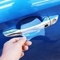 5 шт./компл. Защитная пленка для ручки автомобиля, наклейка для Nissan Qashqai j10 j11 x Trail t32 t31 Tiida Juke