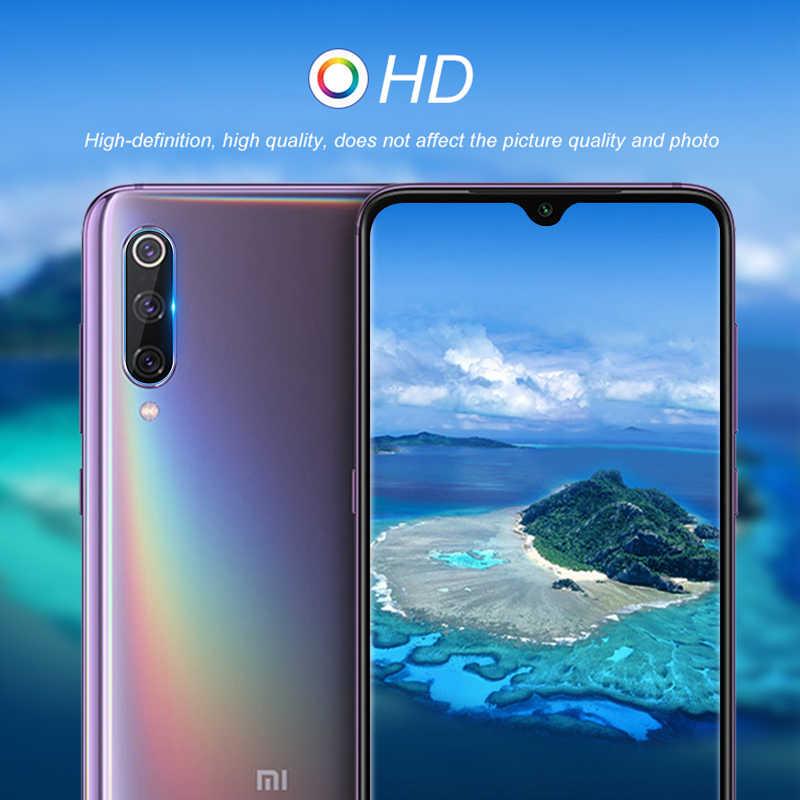 Ultra Tipis Lensa Kamera Kaca Film untuk Xiao Mi Mi 9 Mi 9 Se Mi 9 Mi 9SE Mi 9 Se Kamera pelindung Layar Pelindung Clear Cover