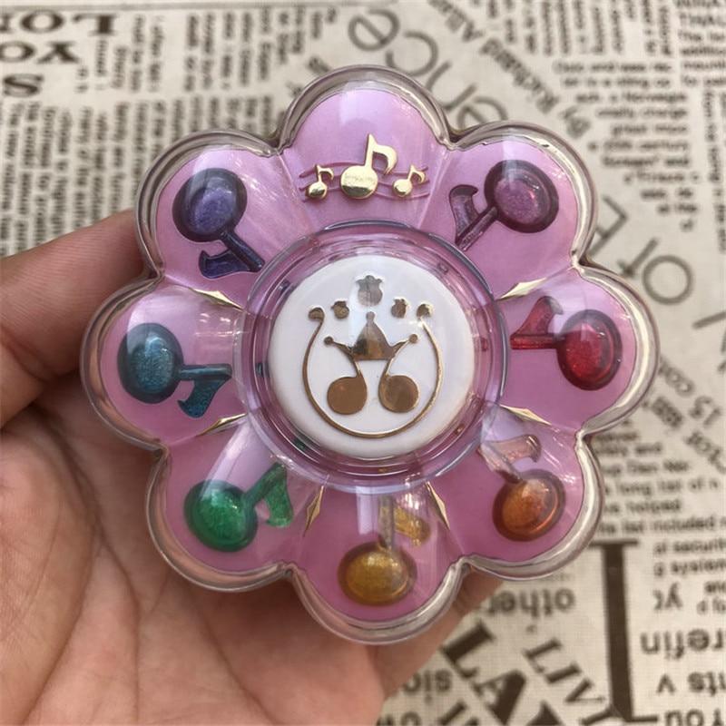 Волшебная шкатулка DoReMi для косплея, косметическая пудра, чехол для основы, косметическая пудра, зеркальная коробка для макияжа, Tokyo Mew Ichigo Momomiya cosplay