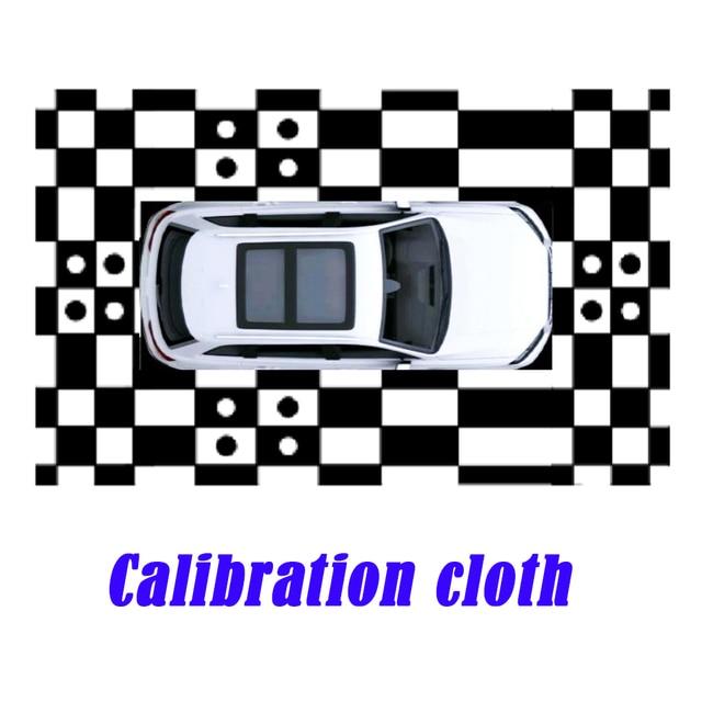 파노라마 서라운드 DVR 조감도 시스템 360 학위 자동차 카메라 시스템 3D 키잉 패브릭 보정 천