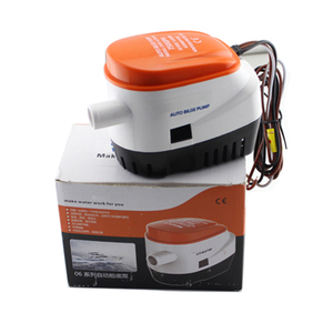 Image 5 - HCSSZP 750GPH Automatic Boat Bilge Pump 12V DC Submersible Electric Water Pump Small 12 v volt 750 gph for Marine Boat