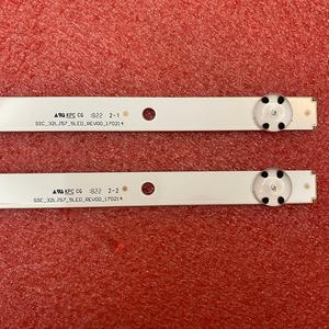 Image 5 - LED רצועת תאורה אחורית (2) עבור LG 32LH510 32LH590B 32LH570U 32LH515B 32LH520B 32LX300C 32LH595U 32LW300C 32LF501 SSC_32LJ57_S_5LED