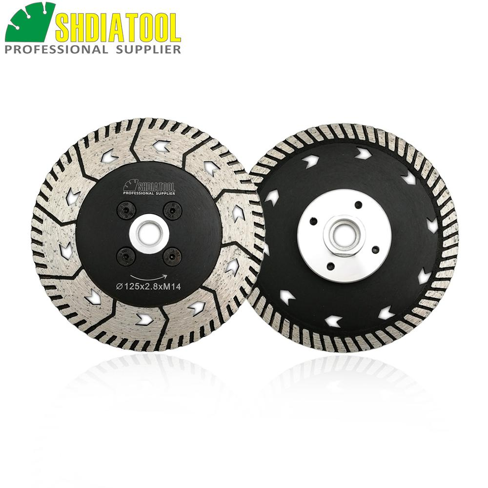 SHDIATOOL 2pcs Diamond Cutting Grindng Disc Diameter 3