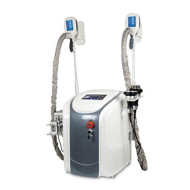 Portable Weight Loss Machine Lipo Laser Cavitation Vacuum Rf Body  Frozen Fat Slimming Machine