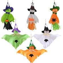 1 шт Хэллоуин призрак висячие украшения Крытый Открытый specter