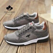 Męskie trampki wygodne męskie buty oddychające buty sportowe Walking sportowe buty męskie do biegania modne obuwie męskie obuwie