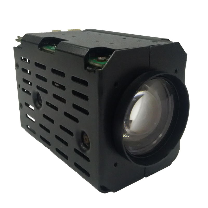 23x 1080P low-light face recognition zoom movement module 6.5-130mm, supports ONVIF / RTSP protocol, suitable for application in