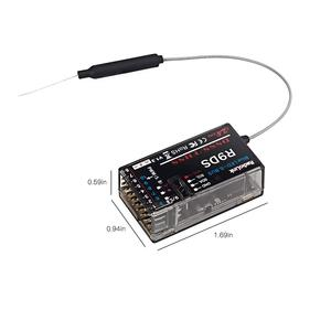 Image 3 - Radiolink R9DS 2.4GHz RC Receiver 10CH SBUS/สัญญาณ PWM DSSS/FHSS Spectrum ใช้งานร่วมกับ AT9/ AT9S/AT10II/AT10