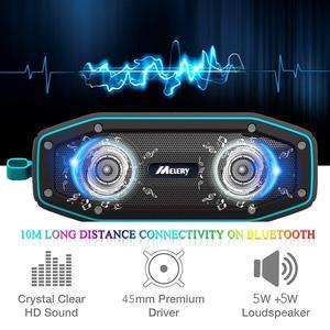 Image 3 - Altoparlanti Bluetooth esterno impermeabile portatile 10W Sound Box colonna musicale altoparlante Wireless altoparlante Subwoofer HD Bass Stereo Aux