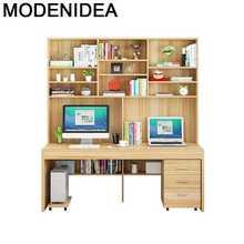Notebook Children Tavolo Bed Office Scrivania Ufficio Infantil Small Tafel Tablo Desk Bedside Laptop Stand Table With Bookcase