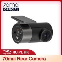 70mai kamera cofania dla 70mai 4K kamera na deskę rozdzielczą 70mai A800 4K lusterko wsteczne samochodowe z wideorejestratorem Cam 70mai Pro Plus + RCO6 dla A800S i A500S RC09 dla A400