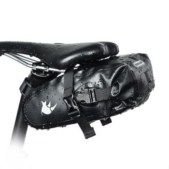 Jazda na rowerze rower uchwyt rowerowy etui na telefony pojemnik do przechowywania Top kierownica rurowa telefon z ekranem dotykowym etui na telefony jazda na rowerze ogon torba na tylne siedzenie tanie i dobre opinie Poliester Bryzgoodporna Nylon The Handlebar Package Black Bike Packet 6 5 Inch Bicycle Bag