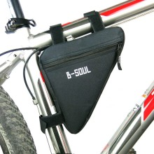 Аксессуары для велосипеда B-SOUL передняя рама велосипеда сумка велосипедный кошелек-туба Держатель седло Panniers Bisiklet Aksesuar Bycicle