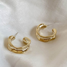 Earrings for Women Retro Twisted Metal Earrings New 2020 Earrings Jewelry Wholesale