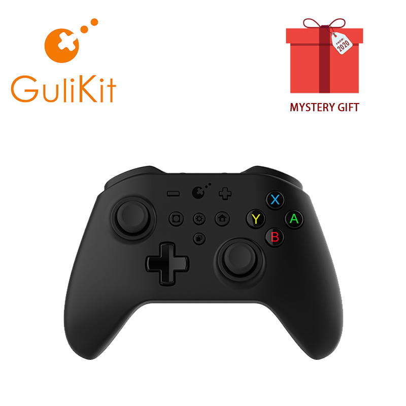 GuliKit NS08 Wireless Bluetooth Gamepad or Kingkong Controller for Switch PC(China)