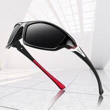 Retro Man Polarized Sunglasses Night Vision UV400 Outdoor Sports