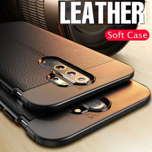 Luxury PU Leather Soft Silicone Case For Xiaomi