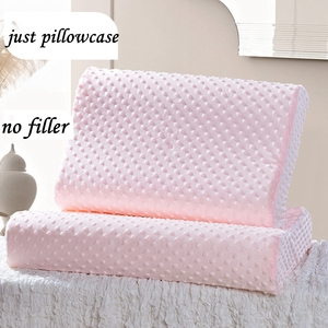 50x30x9/45x45cm Slowly Rebound Memory Foam PillowCase Soft Sleeping Pillow Cover Neck Cervical Healthcare Cushion Cover