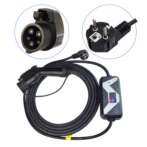 Image 5 - 5 Meters SAE J1772 AC Level 2 Charging Coupler Type 1 EV Charger Electrical Car Vehicle Charger Portable Connector