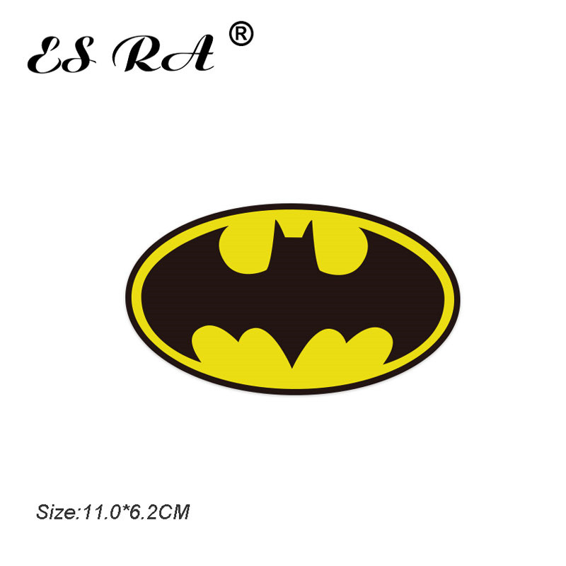 batman 10 stickers Robin logo decal set