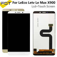 "Per LeEco Letv Le Max X900 Display LCD Touch Screen Digitizer Assembly di Ricambio Le Max 6.33 ""Letv X900 LCD"