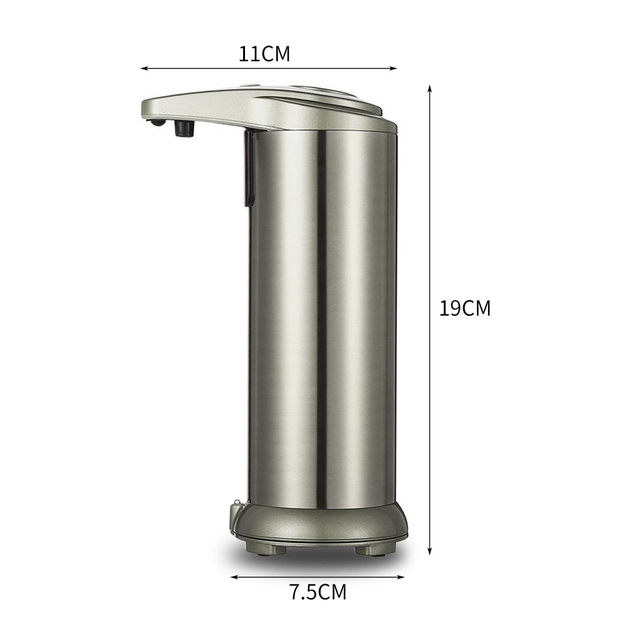 Automatic Soap Dispenser Touchless Hand Sanitizer Dispenser 250ML