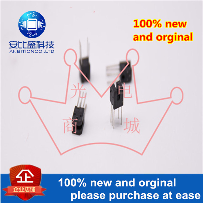 10pcs 100% New And Orginal RPI-1133 Photointerrupter Double-layer Mold Type In Stock