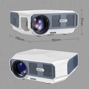 Image 5 - AUN ET10 Series MiNi LED Projectorสำหรับ 3D Video Beamer. 1280X720P, 3800 ลูเมน,สนับสนุน 1080P, HD IN (อุปกรณ์เสริมAndroid 6.0)