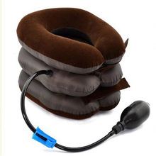 Traction-Device Stretcher Neck-Head Air-Cervical-Neck-Support Pain-Release Hot for 3-Layer