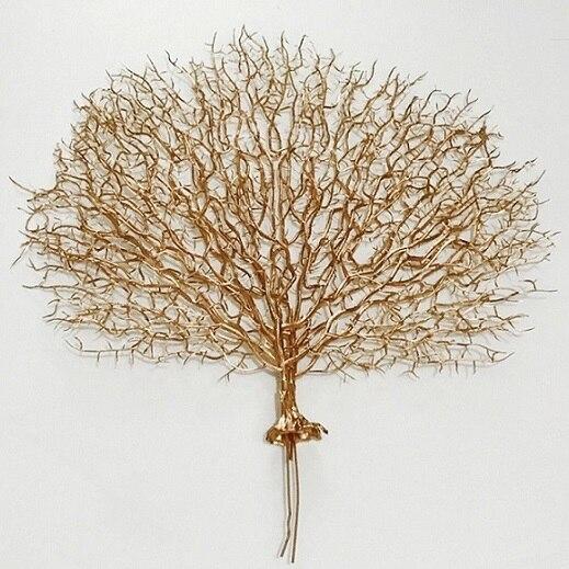Искусственный Коралл филиал моделирования поддельные древовидные ветви сухое декративное растение белый завод дома Свадебные украшения вечерние поставки - Цвет: A4