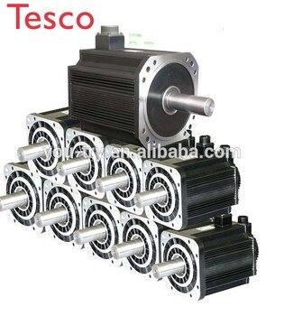 цена на 12v dc motor Electric motor 600-1800 W 3000 rpm 110 Series AC SERVO MOTOR