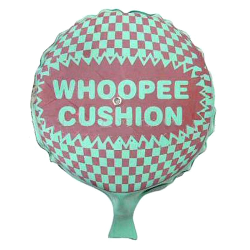 1PC Popular Kids Fun Whoopee Cushion Joke Prank Self Inflating Fart Balloon Gag Christmas Hallween Funny Party Toy Color Random