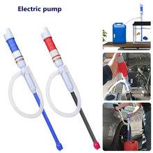 Bomba de aceite eléctrica/Manual portátil, transferencia líquida de sifón, agua, Gas, combustible, para bombeo de gasolina diésel para bmw e46